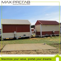 Prefabricated Home Decor Shipping Container House