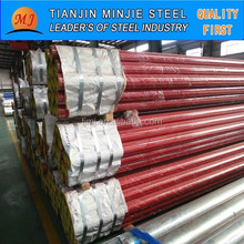 Internal and External Plastic Coated Steel Pipe