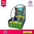 Aprobación del CE que funciona con monedas de tiro juego de arcade machine