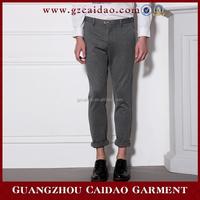 2015 Men new design casual leisure wholesale trousers pants