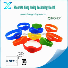 NEW Silicone wrist band/personalized silicone bracelet/silicone rubber bracelet