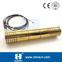 Copper Pipe Hot Runner Heater For Injection Moulding Machine