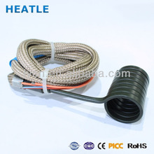 Electric coil heater with K thermocouple /coil heating element
