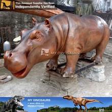 Mon - dino artificielle résine animaux hippo à vendre