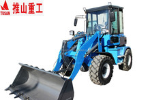 Europe mini tractor with backhoe digger with well engine sales in Germany