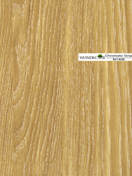 2015 wood grain surface paper for the door MDF HPL from wanguo China