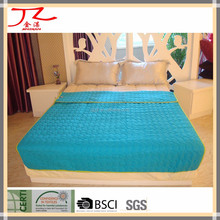 Hot selling cheap patchwork polyester quilt