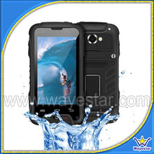 "4"" Rugged Waterproof No Brand 3G Anroid Cell Phone Made in China"