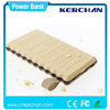 Patended 8000mah power bank,kc1 kerchan cell phone travel charger,newest usb portable battery charger power bank