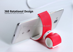 Retractable Smart Phone Holder home gym car phone holder for desk (HC128)