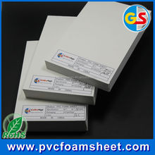 Pvc Foam Extruded Sheet For Advertising/display