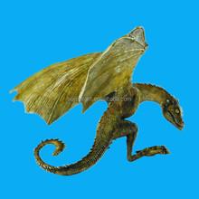 custom fantasy dragon resin figures for sale