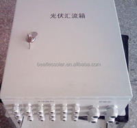 Hot selling solar panel combiner box diagram with low price