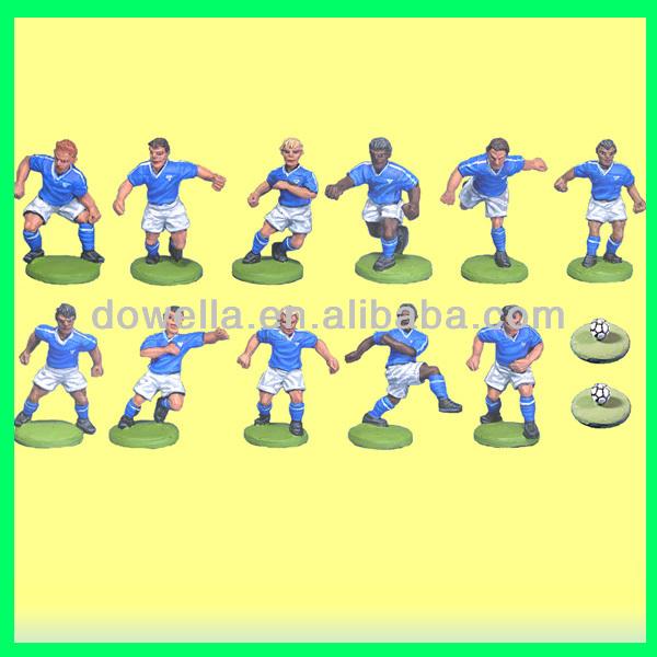 Oem carácter juguetes de fútbol figuras / jugador de fútbol de la ...