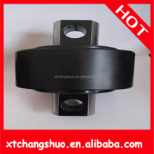 Auto parts rubber bushing torque rod torque rod bush for heavy truck mercedes truck torque rod bush