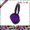 air tube headphone music headset super bass headphone with stereo sound
