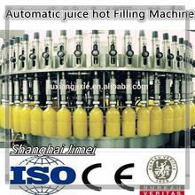 Automatic 3 In-1 fresh fruit hot Filling Machine (hot sale)