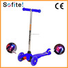 Outdoor sports three wheels scooter kids bikes for sale