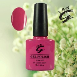 IBN gel polish-Your first beauty choices colored uv gel polish for nail