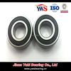 Motor Bearing 6205ZZ 6205-2RS / Motorcycle Wheel Bearing Motorcycle Wheel Bearing