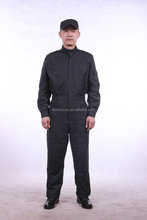 China direct factory top quality cotton flame retardant coverall