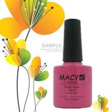 Macy 153 colores uv gel de uñas para, uñas de gel uv sistema, esmalte de uñas de gel uv