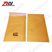 Kraft Bubble Envelope,Jiffy Bubble Bags with Custom Printing