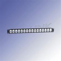 16 Port UTP Blank Patch Panel Cat5e or Cat6 Patch Panel Surlink