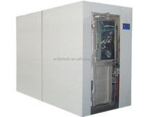 Class 100 Air Shower Tunnel Microelectronics Control For Decontamination Project