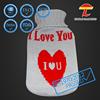 EN71 500ml knitted hot water bag cover