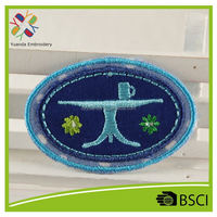 hot sale embriodery patches and good quality embroidered patch for motorcycle for clothing