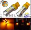 high power led car light 48-SMD T25 auto led light Reflector Mirror Design Turn Signal Lights, Daytime Running 12v led light