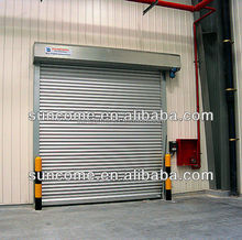 Intelligence Aluminum Roll up Door for Warehouse