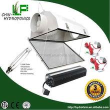 smart hydroponics 400w 600w 1000w indoor grow light kit/cool indoor grow kit