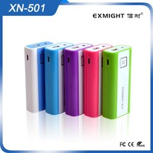 4000MAH, 4400MAH, 5200MAH Super Slim Smart Power With Led Flashlight