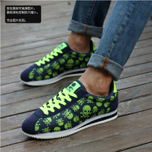 MAN sneaker leisure man and woman running shoes casual breathable sports shoes
