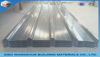 2015 low price steel zinc coated roofing sheet for workshop/garage/sheds