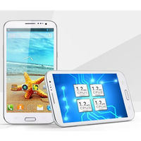5.7 INCH MTK6577 1280 x 720 Cell Phone THL W7