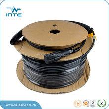 DLC/PC DLC/PC GYFJH 2A1a (LSZH) 7.0mm 2 Cores Outdoor Base Station RRU CPRI Cable