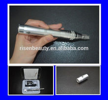 Most popular 1 pin 3 pin 7 pin stainless micro needle therapy derma stamp tatoo pen
