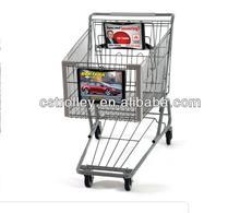 la publicidad para los supermercados