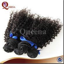 Camel Curtain Soft Dread Piece Candy Curl Human Weaving Hair