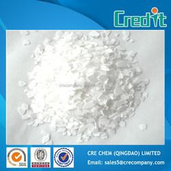 Manufacturer Inorganic Salt Calcium Chloride Flake For Snow Melting