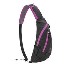 Fashion Vintage Men Women Casual Outdoor Travel Hiking Casual Chest Canvas Shoulder Sport Messenger Bag