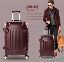 business style super strong travel luggage for men boys