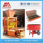 Qtj4-26 bloqueio concreto do bloco construção de máquinas preço