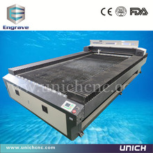Unich!!!High precision and CE standard co2 laser/laser wood cutter/granite stone laser engraving machine