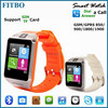 Top-Selling Sync SIM Facebook video chat watch phone for note 4/Iphone 5 5s 6 6s