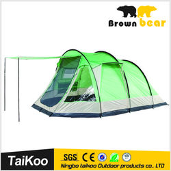 High quality tunnel tent for family camping