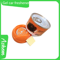 Hot selling best gel perfume gel perfume for car free shipping with logo printing IC-02